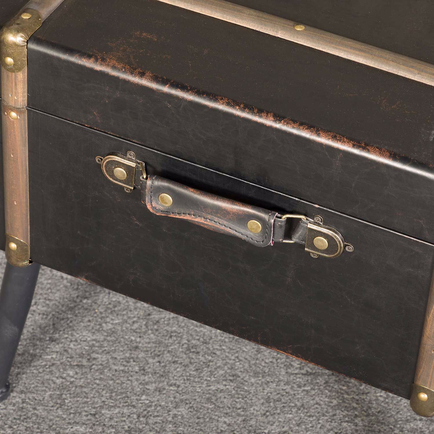 Picture of Gulliver Trunk Cocktail Table