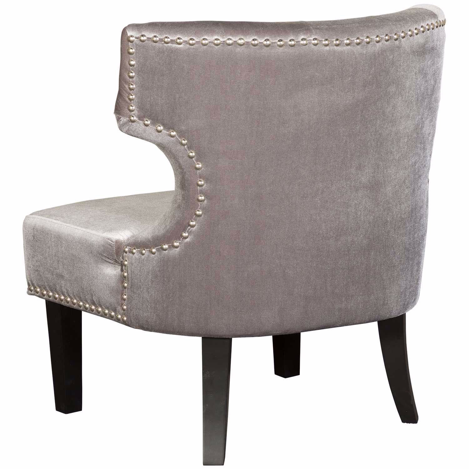Picture of Vera Grey Accent Chair