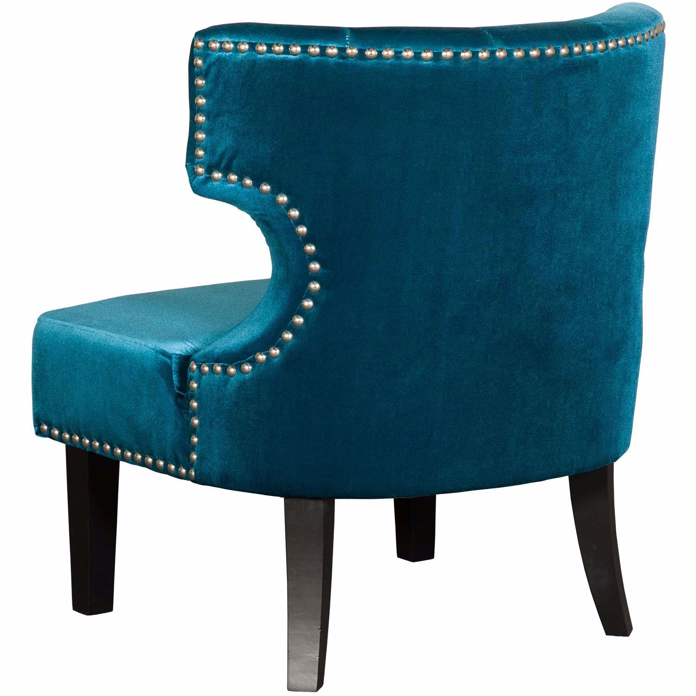 Cool Vera Teal Accent Chair Lamtechconsult Wood Chair Design Ideas Lamtechconsultcom