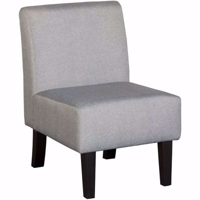 Picture of Slipper Grey Chair