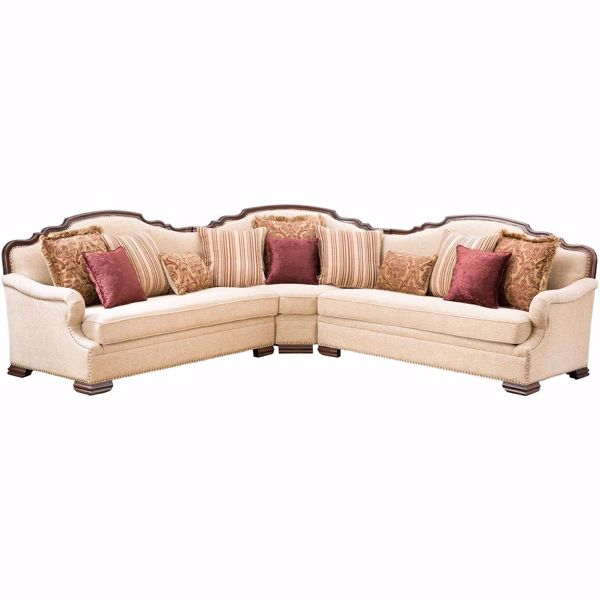 Picture of Sophia Beige Sectional