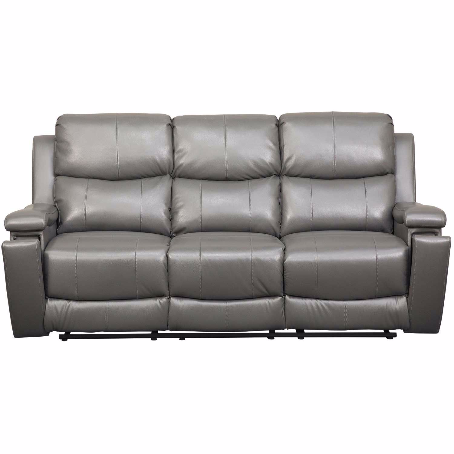 Astonishing Dayton Leather Reclining Sofa Gmtry Best Dining Table And Chair Ideas Images Gmtryco