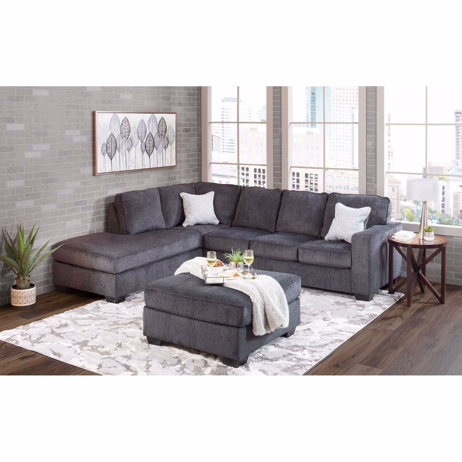 Picture of Altari Slate 2 PC Sectional with LAF Chaise