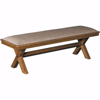 Picture of Retreat Padded Bench