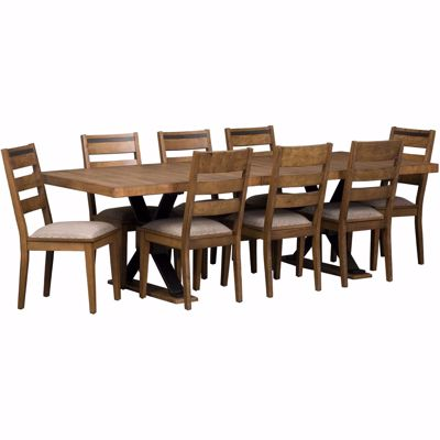 Picture of Retreat 9 Piece Dining Set