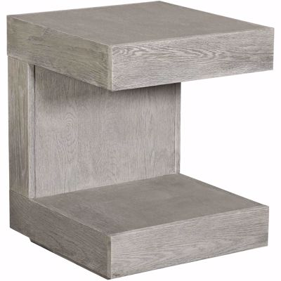 Picture of Heather Grey Nova End Table