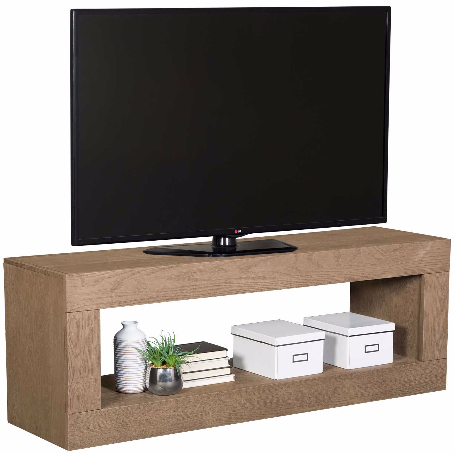 Picture of English Taupe Nova 60in Open Console