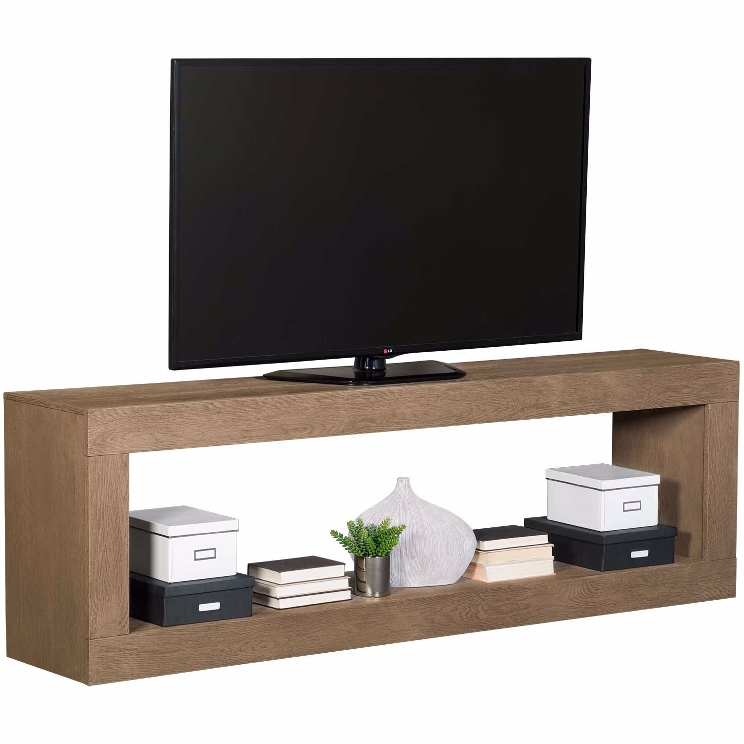Picture of English Taupe Nova 84in Open Console