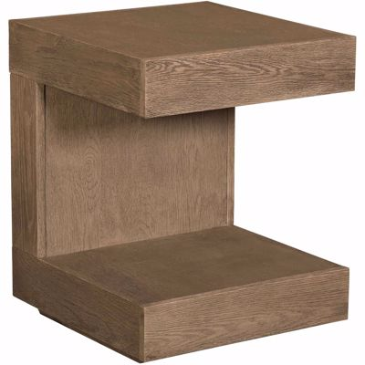 Picture of English Taupe Nova End Table