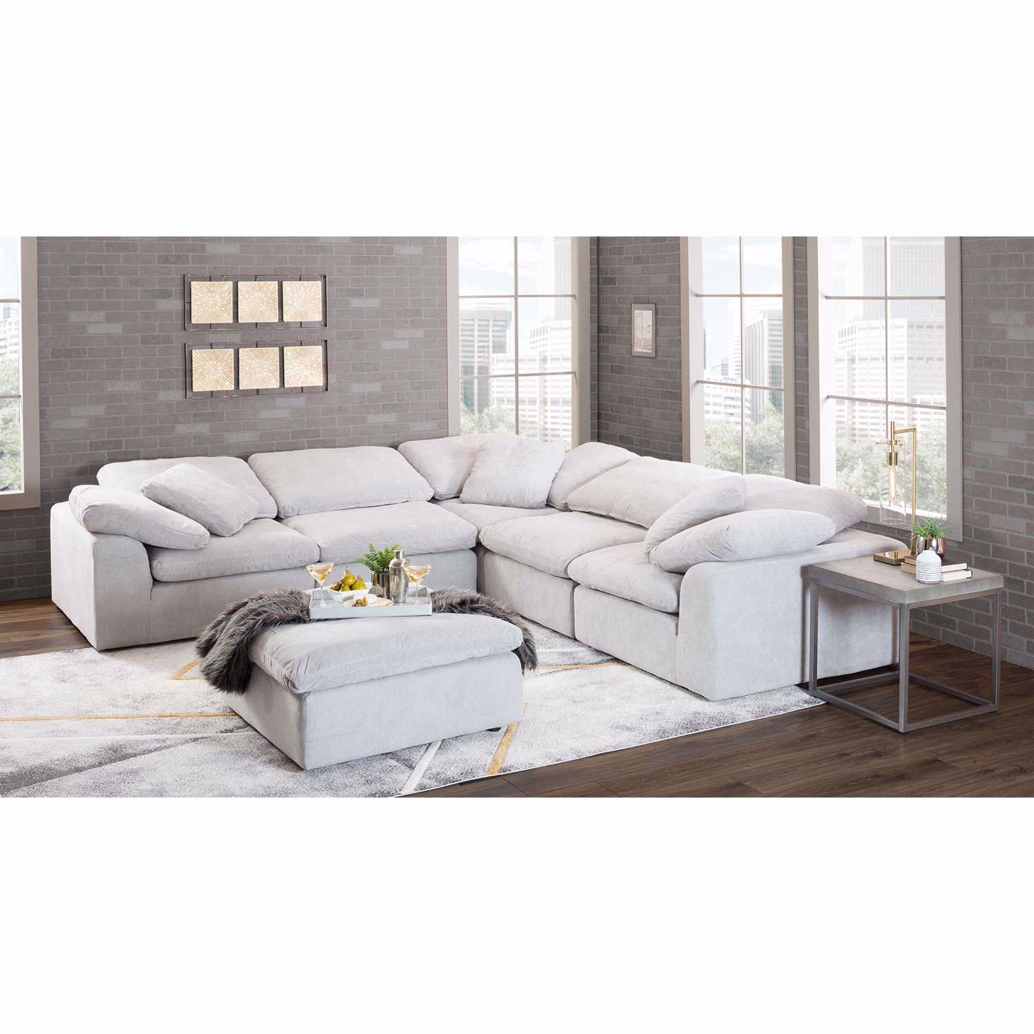 Picture of Slouch 5PC Sectional