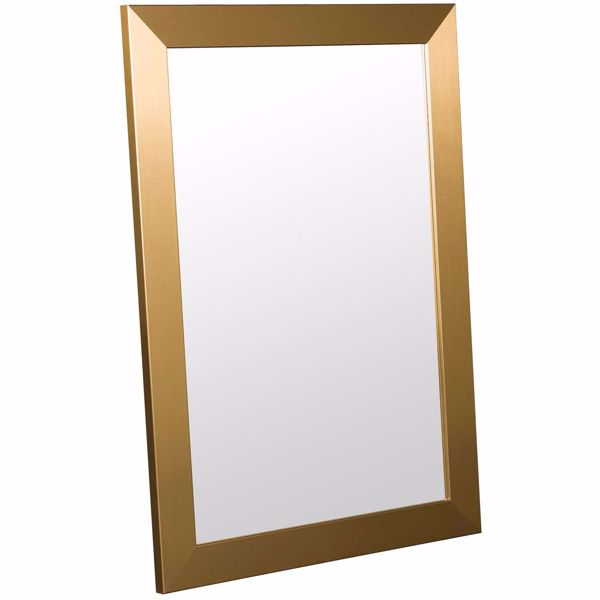 Picture of Gold Wall Mirror