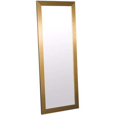 Picture of Gold Leaner Mirror