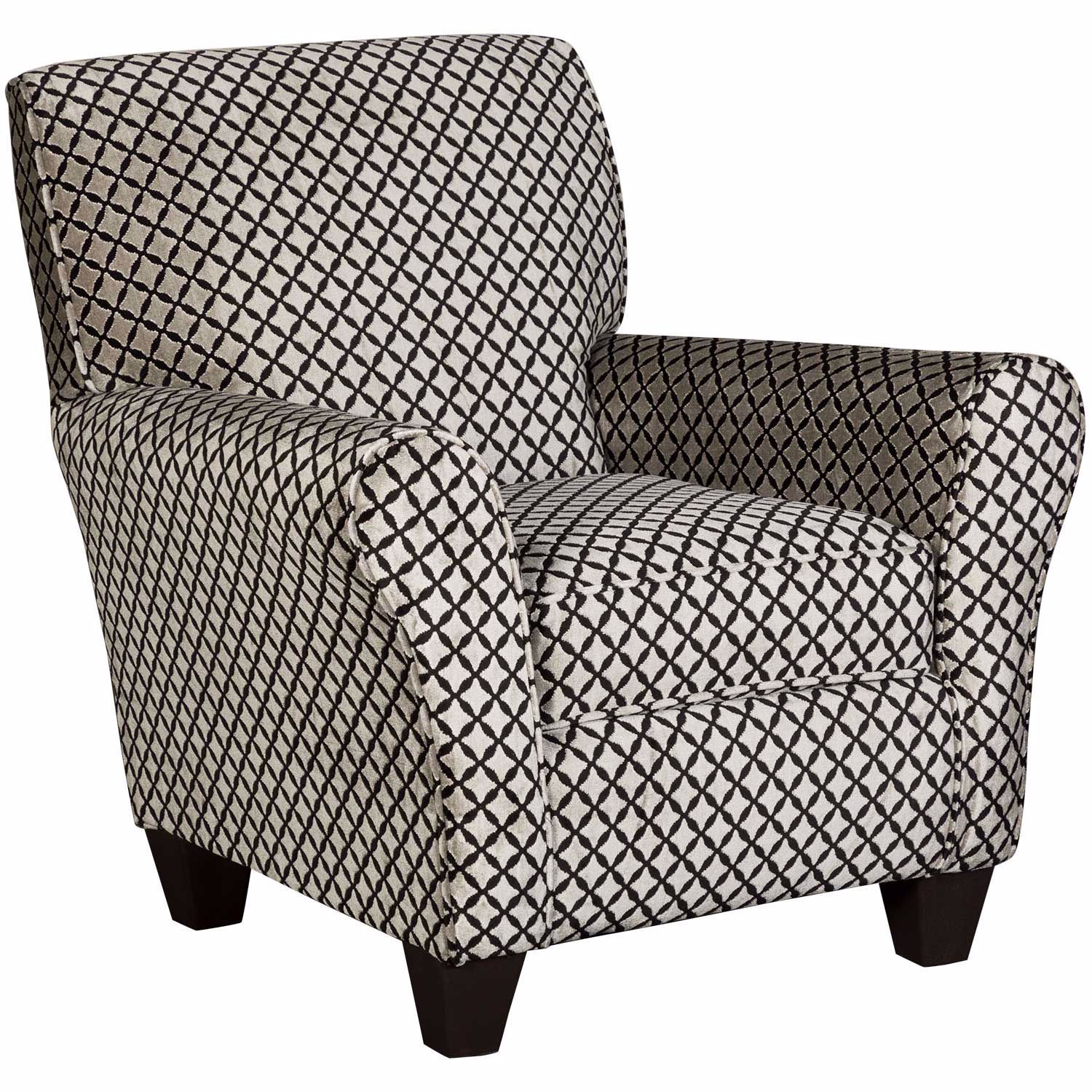 Picture of Odette Diamond Accent Chair