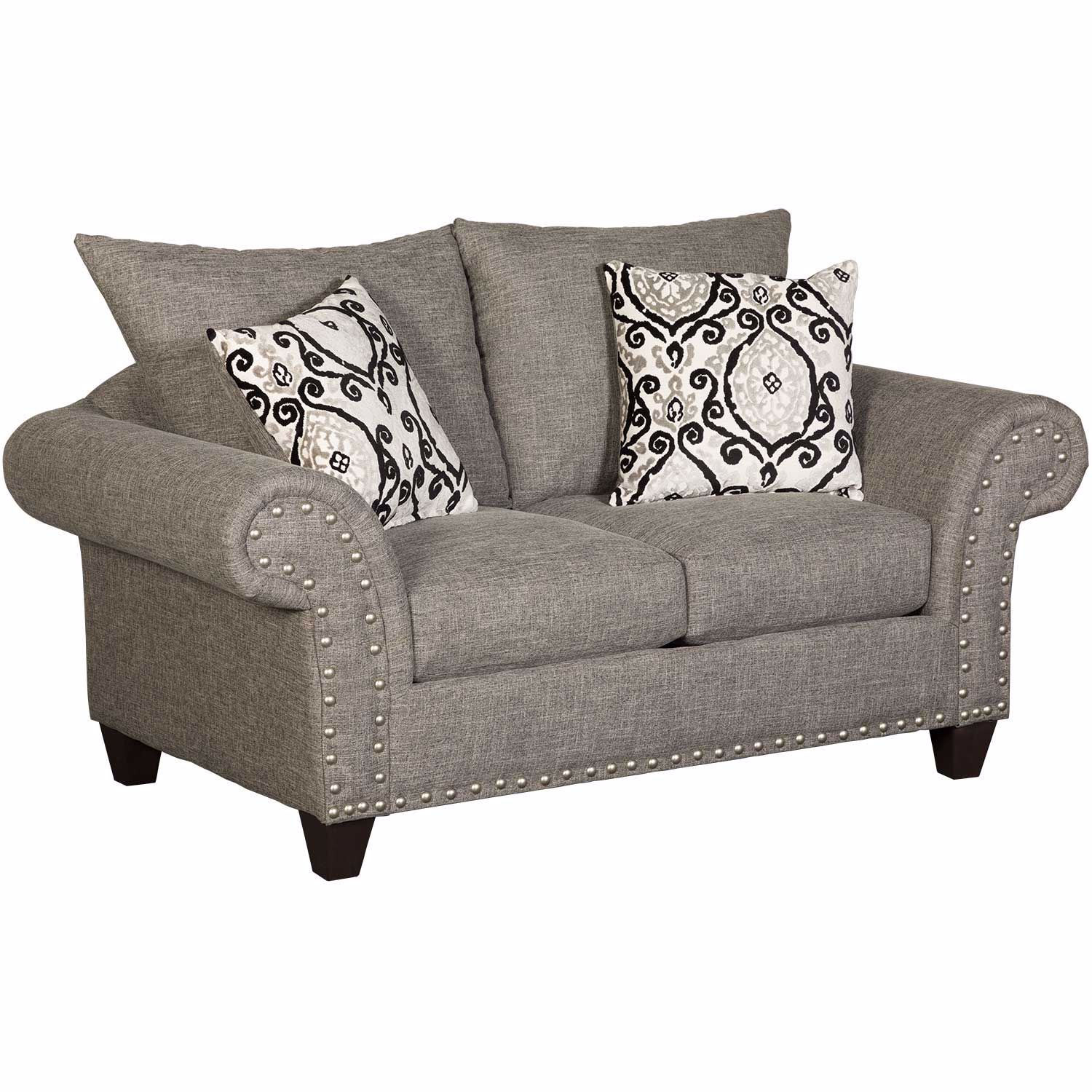 Picture of Odette Onyx Loveseat