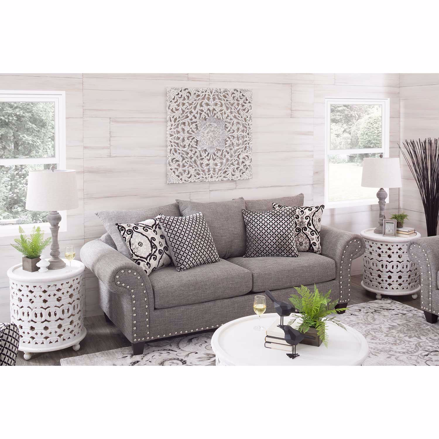 Picture of Odette Onyx Sofa