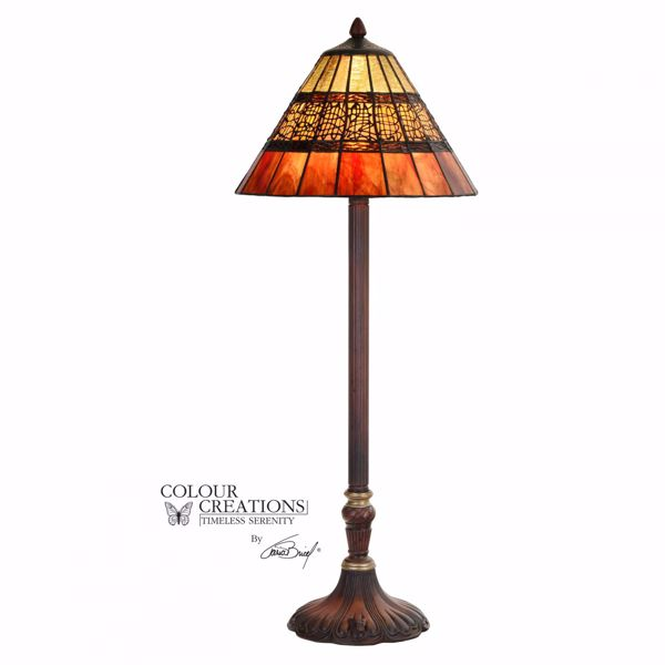 Picture of Sunrise Buffet Lamp