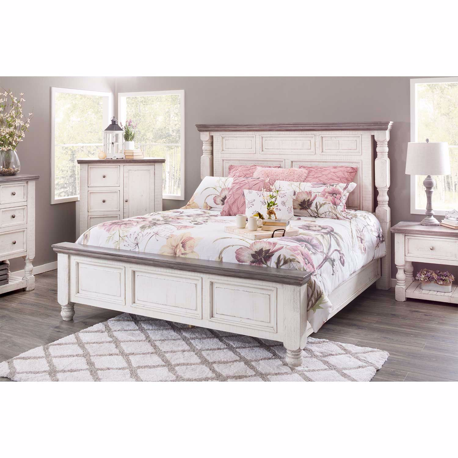 Picture of Stone Queen Bed