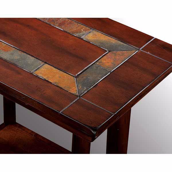 Picture of Santa Fe Sofa Table