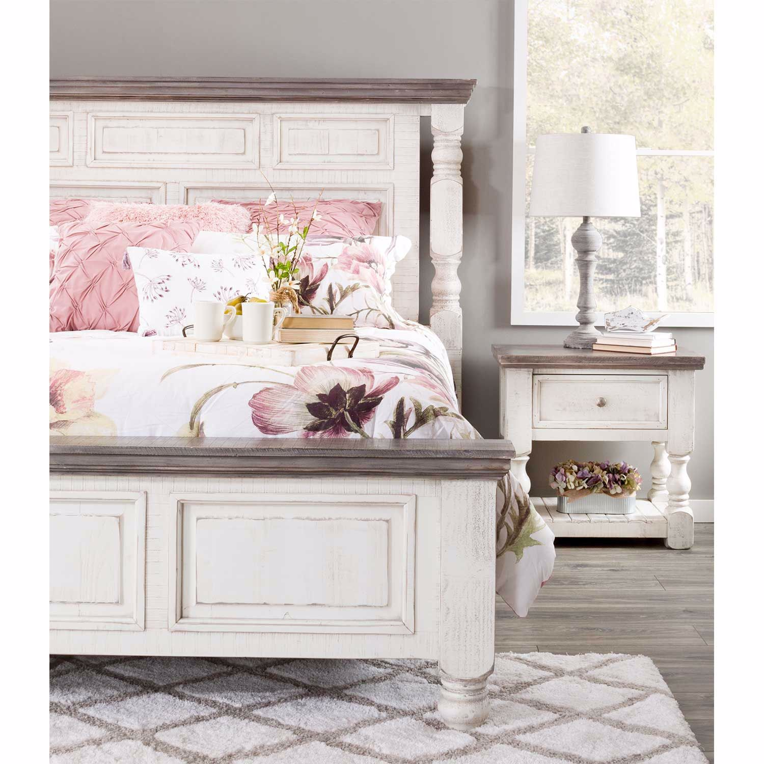 Stone Collection 5 Piece Bedroom Set