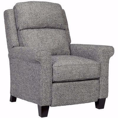 Picture of Evanside Gray Hi Leg Power Recliner