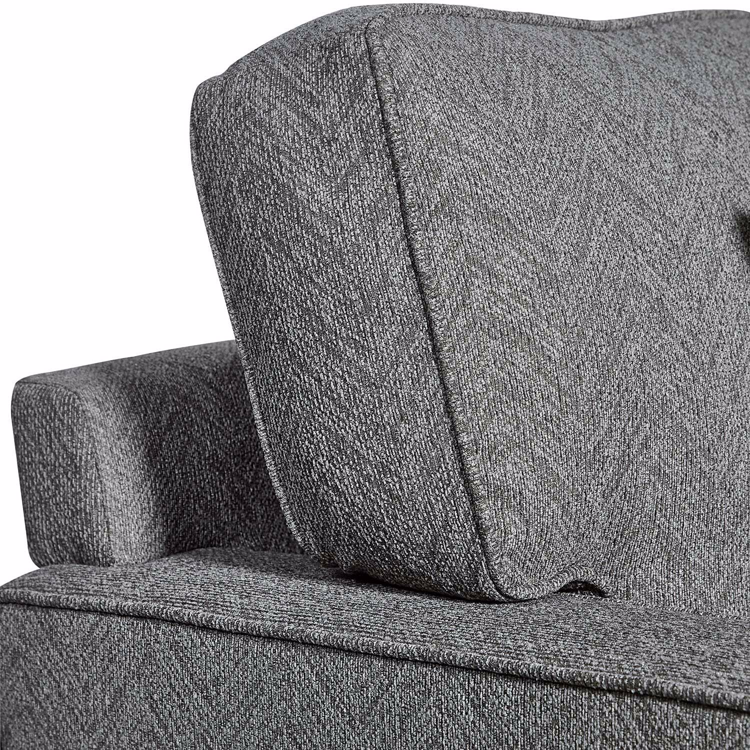 Picture of Usher Charcoal Arm Chair
