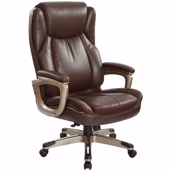 Picture of Espresso Office Chair