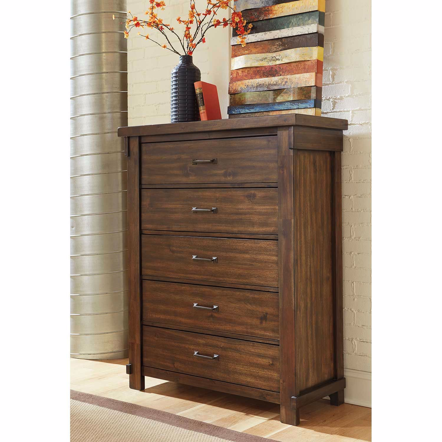 Picture of Lakeleigh 5 Drawer Chest