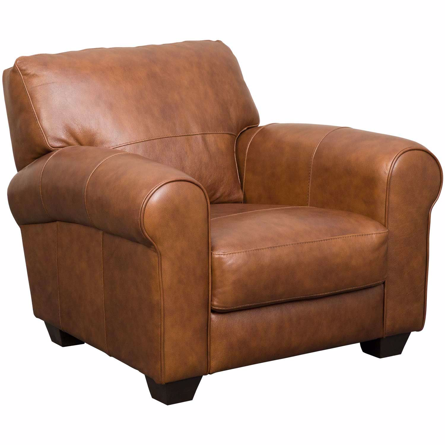 Picture of Whisky Italian All Leather Chair