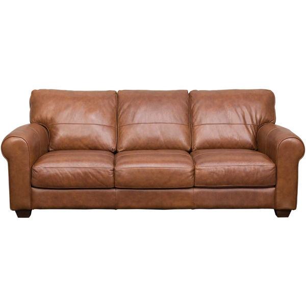 Picture of Whisky Italian All Leather Sofa