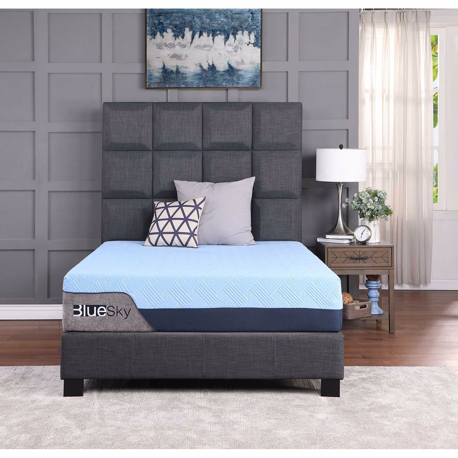 Picture of Blue Sky Twin Extra Long Mattress