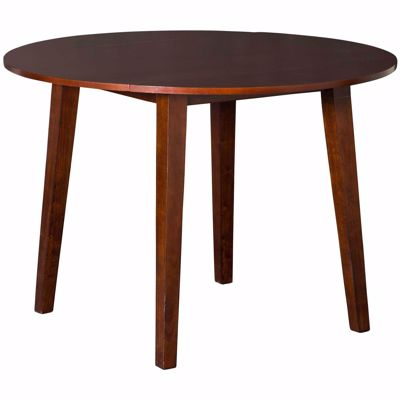 Picture of East Power Round Drop Leaf Table
