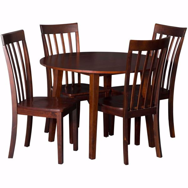 Picture of East Power Round Table 5 Piece Set