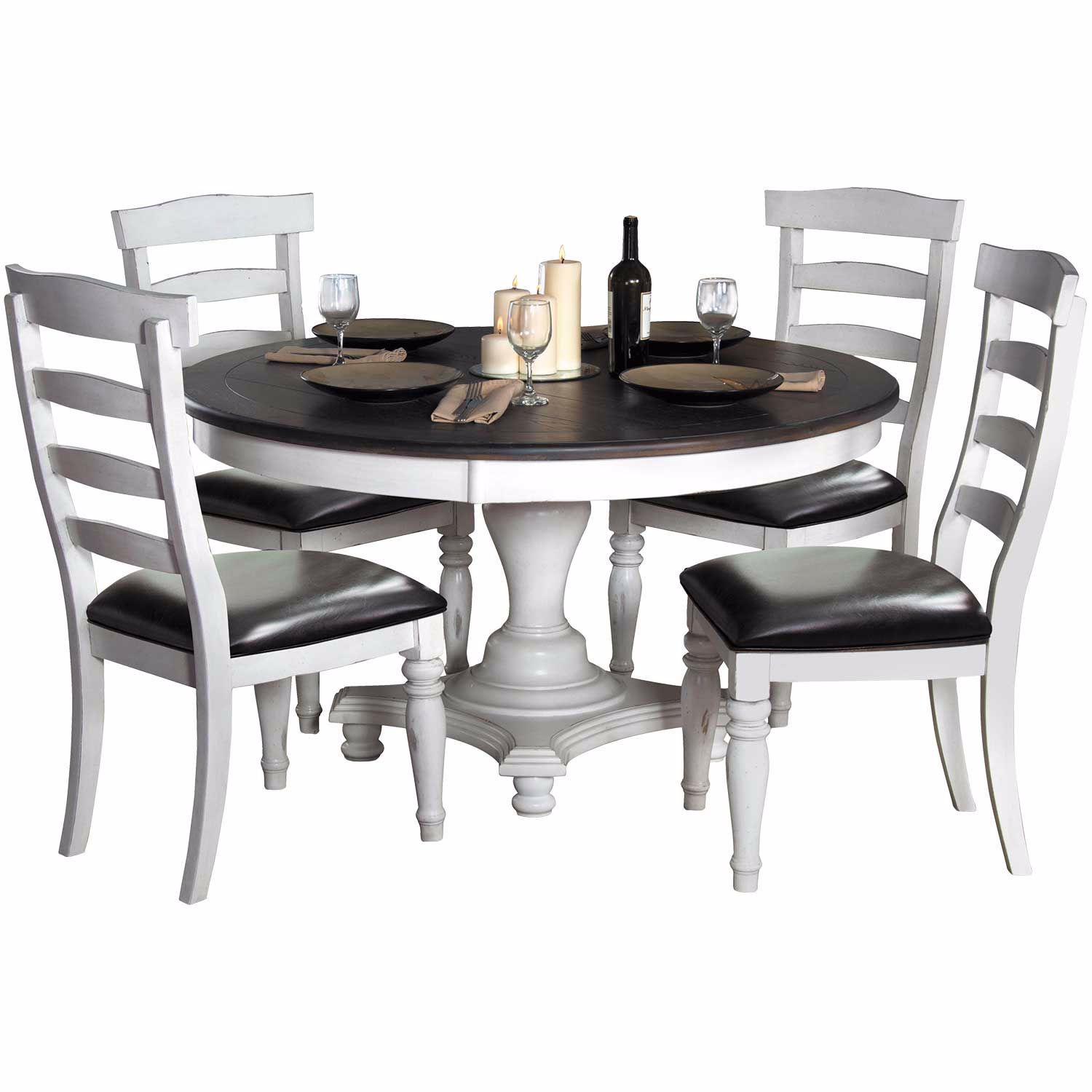 Picture of French Country Regular Height Dining Table