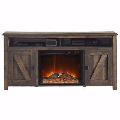 """Picture of Farmington 60"""" Media Fireplace"""