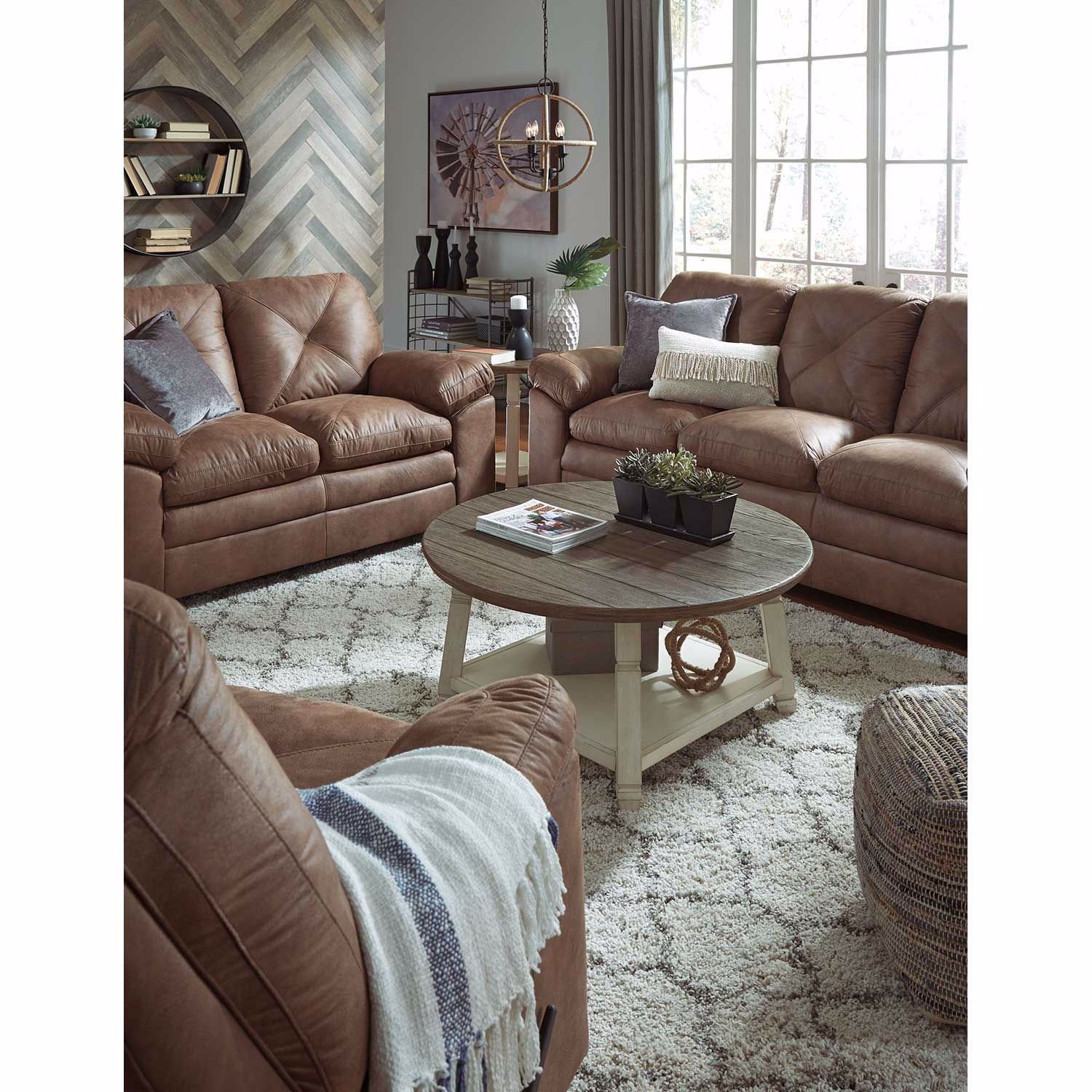 Picture of Speyer Bark Sofa