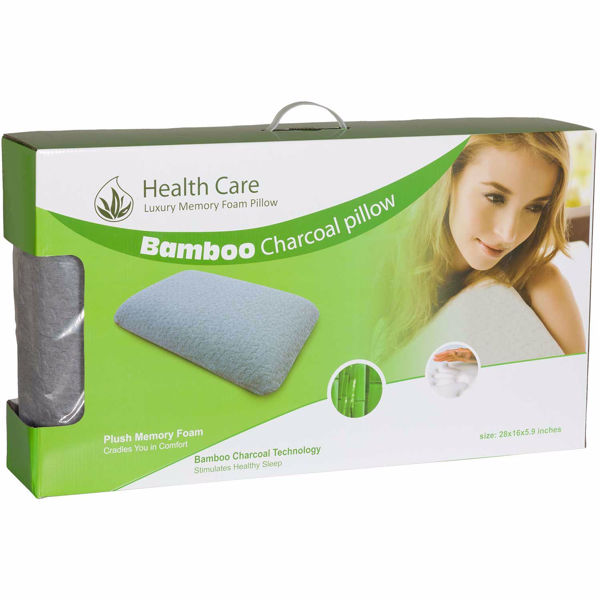 Picture of King Bamboo Charcoal Pillow