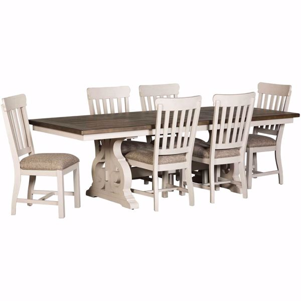 Picture of Drake 7 Piece Dining Set