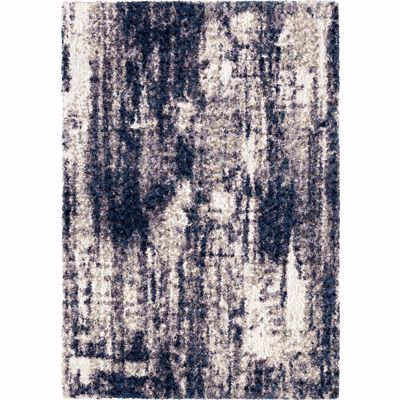 Picture of Super Soft Abstract Multi 8X10 Rug