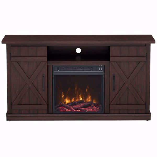 "Picture of Cottonwood 47"" TV Stand with Fireplace *D"