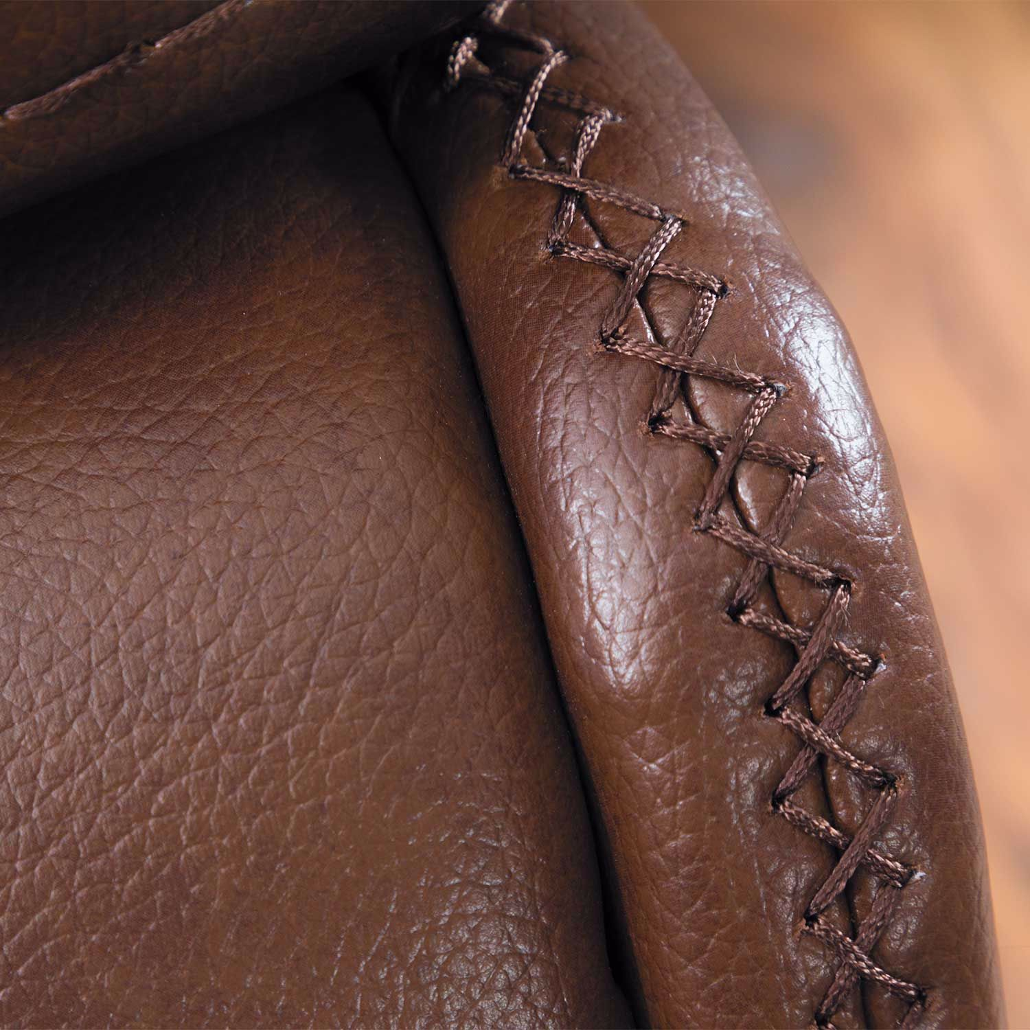 Picture of Dapper Leather Recliner