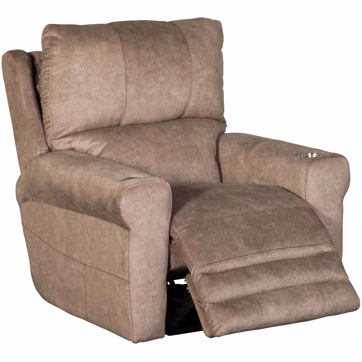 Picture of Vance Portabella Power Recliner with Voice Activated Headrest