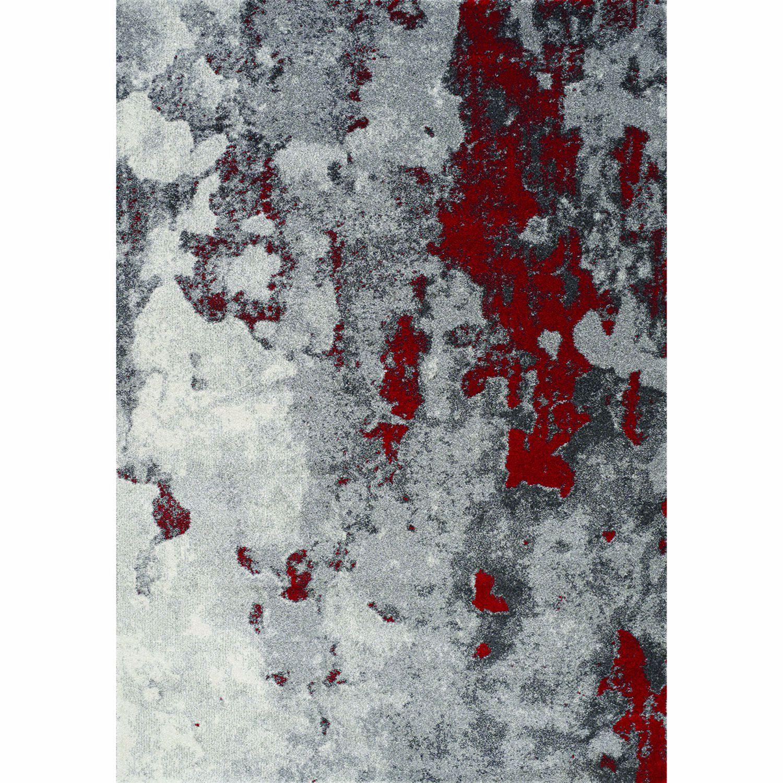 Freemont Red Organic 5x8 Rug Kalora