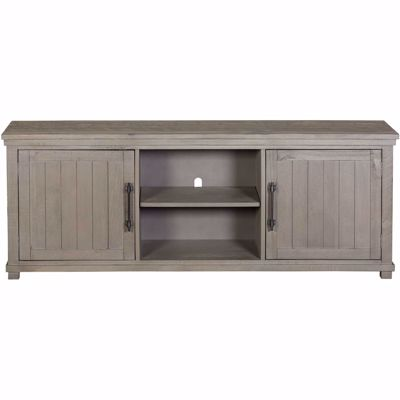 Picture of Villa Lucca 72IN TV Console, Gray
