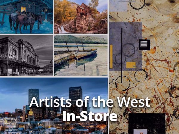 Picture for category Artists of the West Kiosk Instore