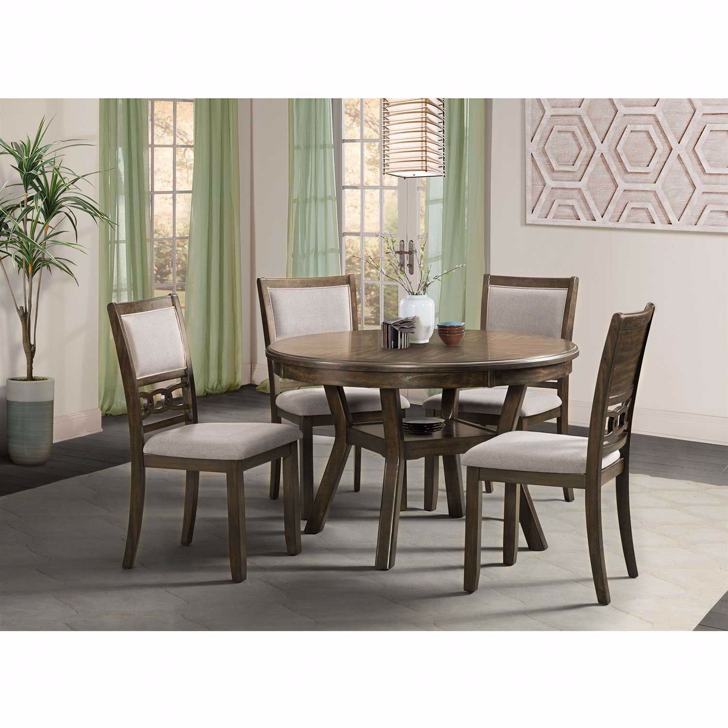 Picture of Amherst Upholstered Dining Side Chair