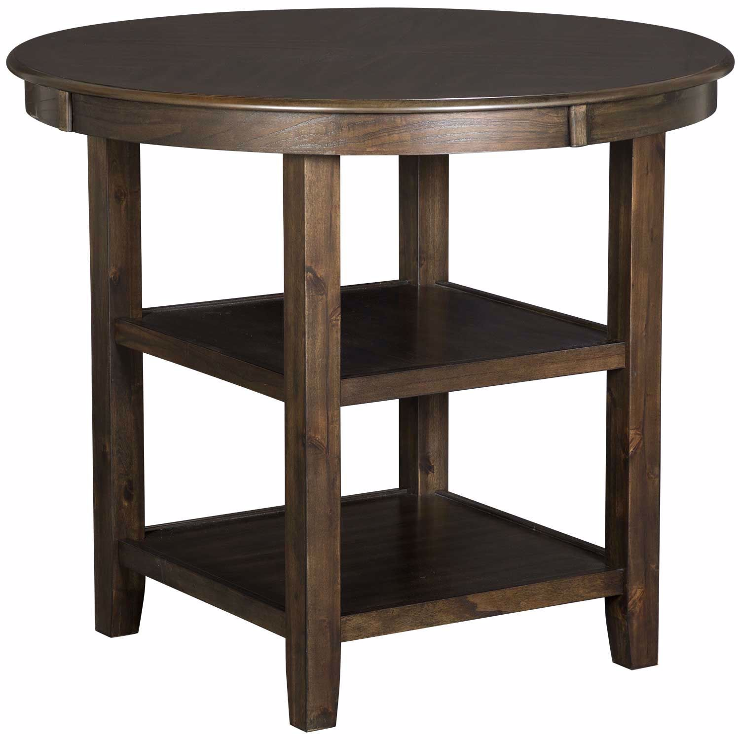 """Picture of Amherst 42"""" Round Counter Table"""