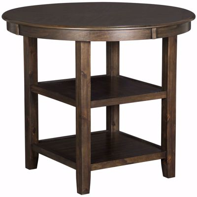 "Picture of Amherst 42"" Round Counter Table"
