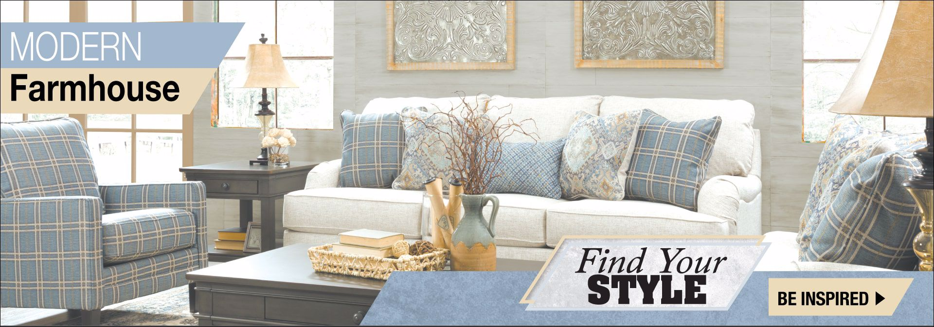 AFW's Find Your Style Event! - Farmhouse