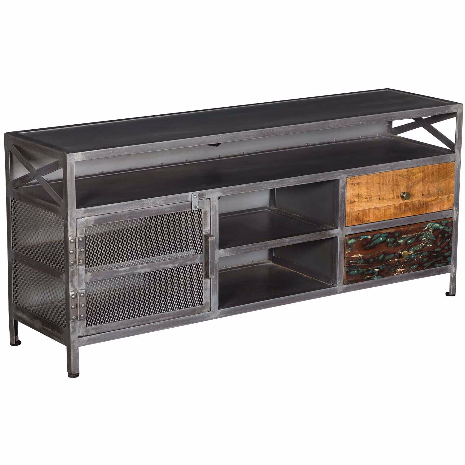 Picture of Vintage Industrial 55-Inch TV Stand
