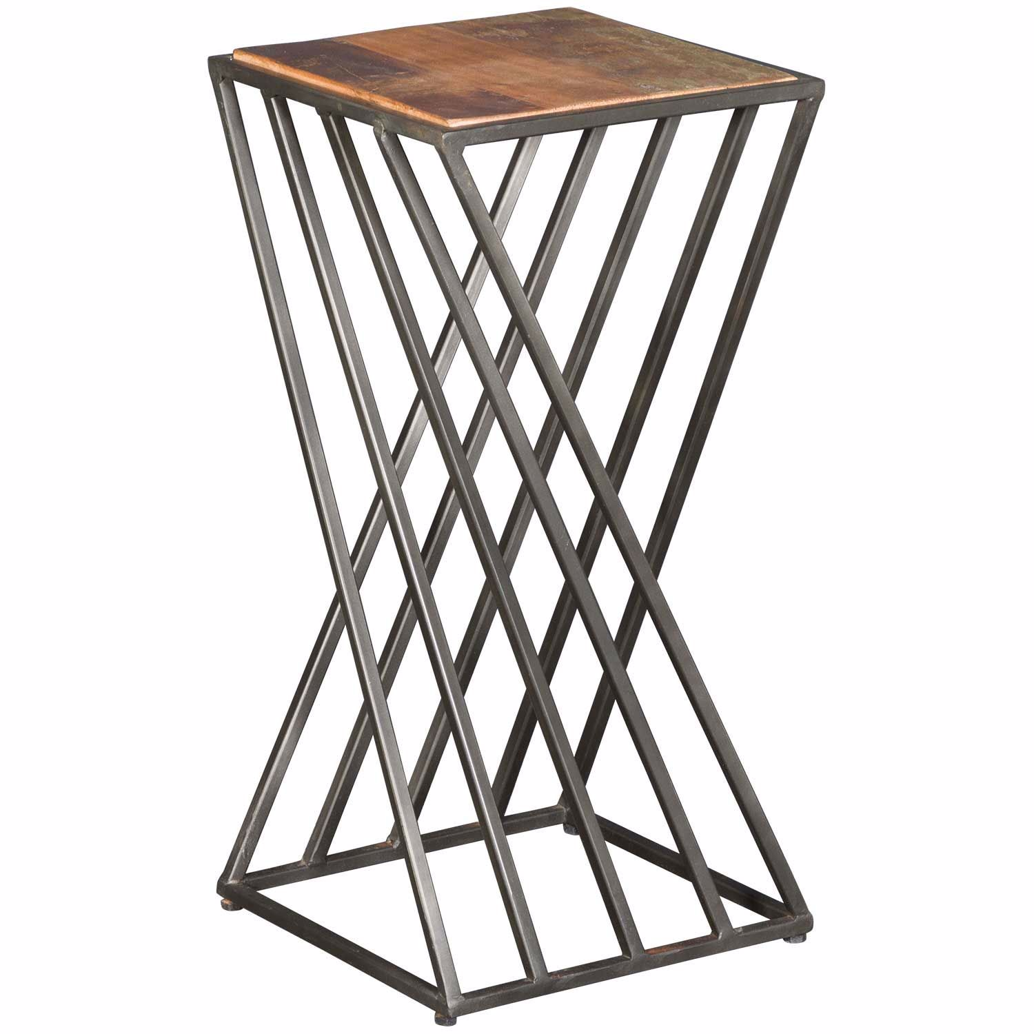 Picture of Vintage Industrial Accent Table